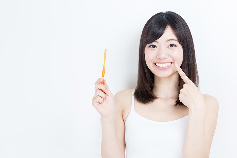むし歯予防や歯のケアをしたい